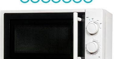 Microondas Cecotec White barato superchollos SuperChollos