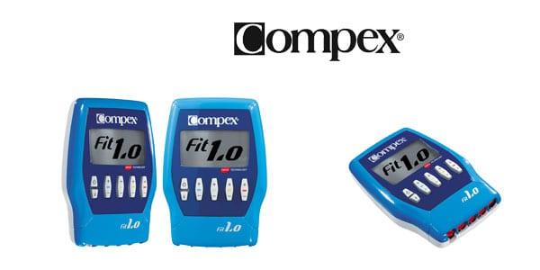 compex fit 1.0 electroestimulador barato amazon superchollos SuperChollos