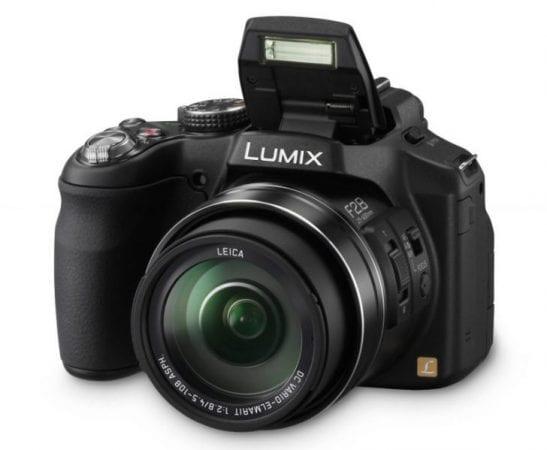 C%C3%A1mara compacta Panasonic Lumix de 12.1 Mp SuperChollos