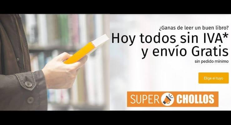 Dia Sin IVA La Casa del Libro SuperChollos SuperChollos