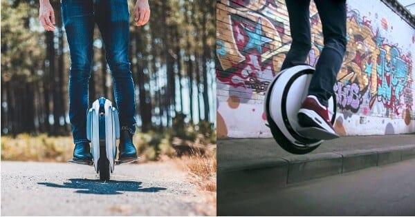 Monociclo Ninebot One Ebarato monociclos baratos vehculos elctricos baratos chollo SuperChollos