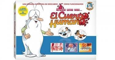 rase una vez. El cuerpo humano en DVD series baratas chollo SuperChollos