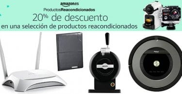 prmocion amazon prime productos reacondicionados julio 2017 SuperChollos