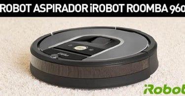 robot aspirador roomba 960 barato SuperChollos