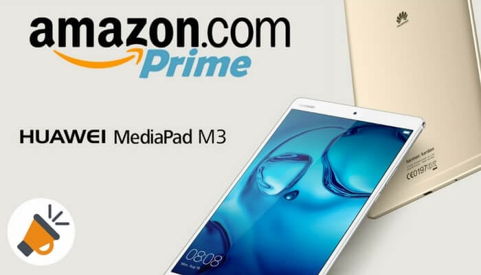 Huawei MediaPad M3 SuperChollos