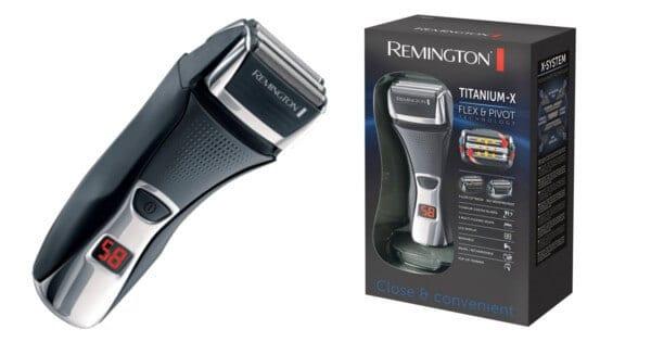 Afeitadora Remington F7800. Ofertas en afeitadoras afeitadoras barataschollo SuperChollos