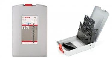 Set de 19 brocas Bosch para metal 2 608 587 012 barato. Ofertas en herramientas herramientas baratas chollo SuperChollos