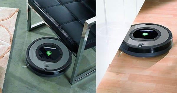OFERTA DEL DÍA! iRobot Roomba 772 por sólo 379€
