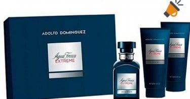 estuche Adolfo Dominguez Agua Fresca Extreme SuperChollos
