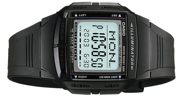 Reloj Casio Collection DB 36 1AVEF barato ofertas en relojes relojes baratos chollo SuperChollos