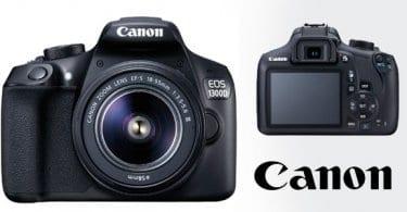 Canon 1300D 1855DCIII SuperChollos