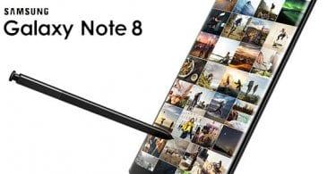 smartphone samsung galaxy note 8 barato SuperChollos