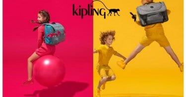 descuentos mochilas estuches baratos kipling SuperChollos