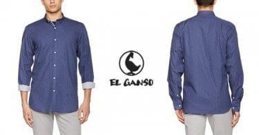 Camisa El Ganso barata ropa de marca barata ofertas en camisas chollo SuperChollos
