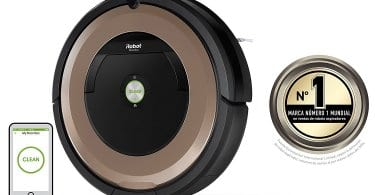 chollo irobot aspirador roomba 895 barato descuento amazon SuperChollos