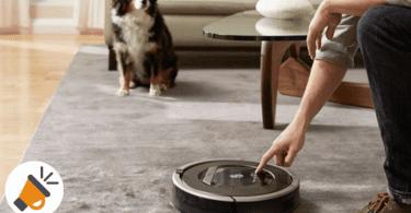 Robot Aspirador Roomba 612 SuperChollos