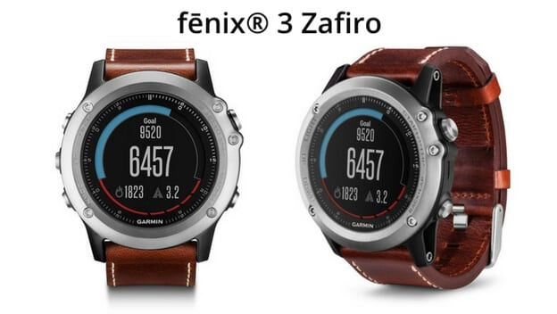 Chollo Reloj GPS Garmin Fenix 3 Zafiro barato descuento amazon SuperChollos