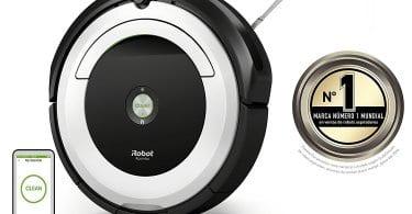 chollo iRobot Roomba 691 wifi barato descuento amazon SuperChollos