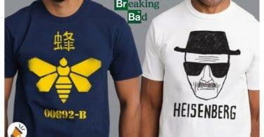 oferta camisetas breaking bad baratas SuperChollos