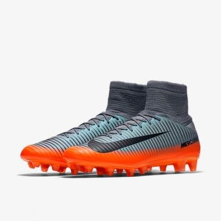 mercurial veloce iii dynamic fit cr7 ag pro botas de futbol cesped artificial SuperChollos
