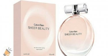 colonia Calvin Klein Sheer Beauty SuperChollos