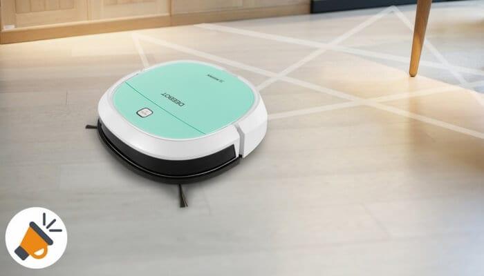 Ecovacs Robotics Deebot Mini SuperChollos