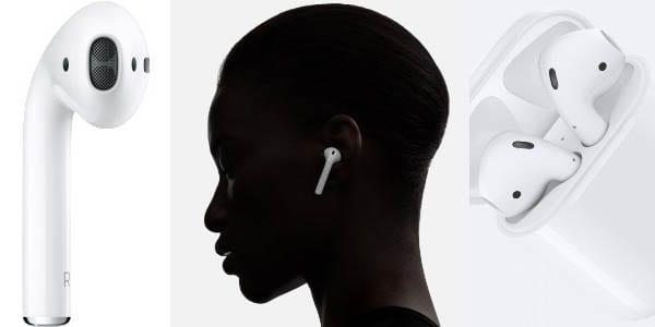 apple airpods auriculares inalambricos SuperChollos