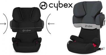 cybex solution x2 sillita coche grupo 2 3 barata SuperChollos