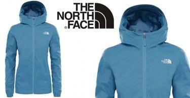 the north face w quest face chaqueta capucha mujer barata SuperChollos