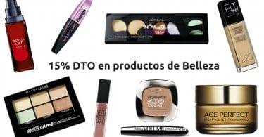 descuentos productos belleza maquillaje cremas amazon SuperChollos