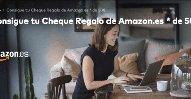 Openbank cheque regalo 50%E2%82%AC amazon promocio%CC%81n SuperChollos