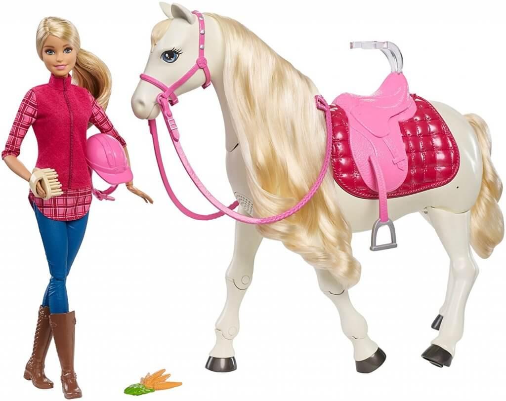 oferta juguete barbie caballo barato SuperChollos