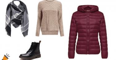 oferta rebajas ropa invierno barata amazon moda SuperChollos