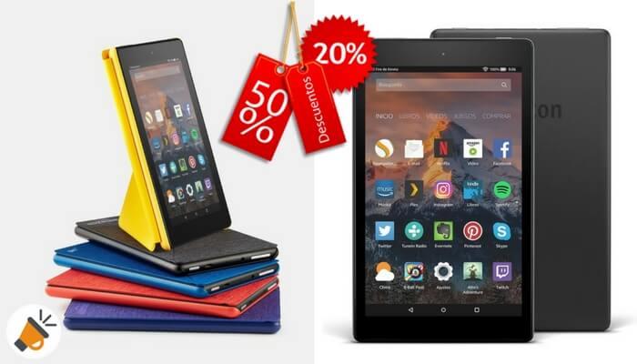 tablet Fire HD 8 SuperChollos