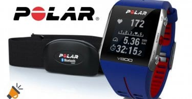 Polar V800 Black HR SuperChollos