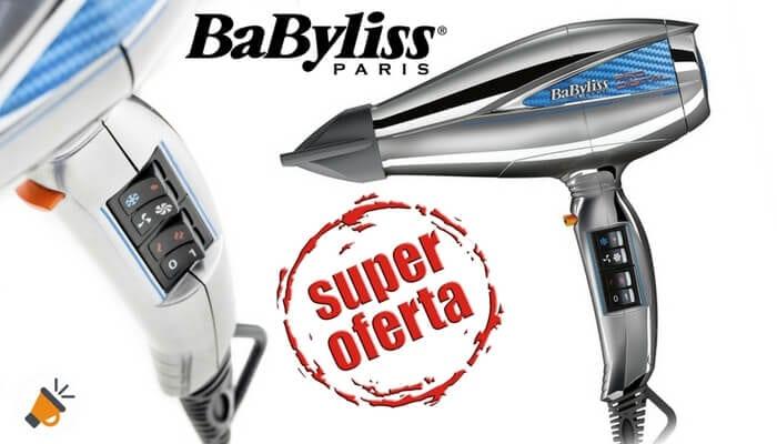 BaByliss Pro Digital 6000E SuperChollos