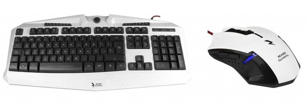 oferta teclado raton mars gaming mcpze1 barato SuperChollos