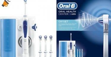 Sistema de limpieza irrigador bucal Oral B Oxyjet SuperChollos