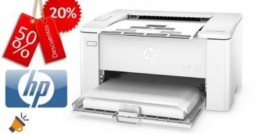 HP LaserJet Pro M102a SuperChollos