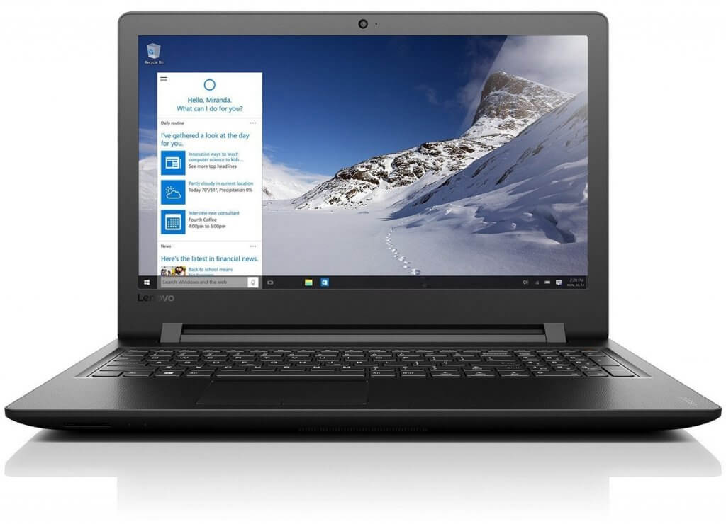 ordenador portatil lenovo ideapad 110 15 barato SuperChollos