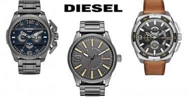 oferta relojes diesel para hombre baratos SuperChollos