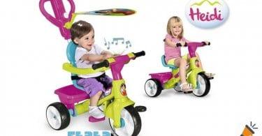 Triciclo Baby Plus Music SuperChollos
