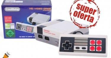 Videoconsola retro NES SuperChollos