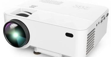 oferta mini proyector lcd dbpower barato SuperChollos