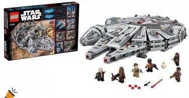 LEGO Star Wars Halco%CC%81n Milenario SuperChollos