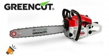 motosierra de gasolina Greencut de 62 cc y 20%E2%80%9D SuperChollos
