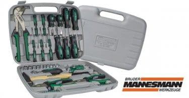 herramientas mannesman baratas chollo amazon 57 piezas SuperChollos