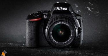 oferta Nikon D5500 objetivo 18 55mm barata SuperChollos