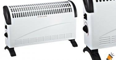 Calefactor ele%CC%81trico de conveccio%CC%81n 1500W SuperChollos
