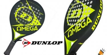 Pala de pa%CC%81del Dunlop OMEGA SuperChollos